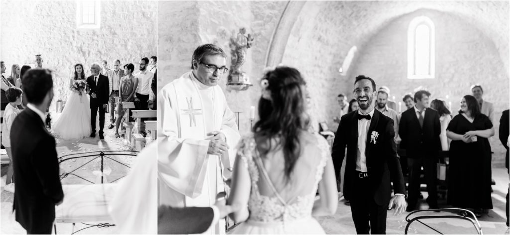 Photo mariage Forcalquier eglise