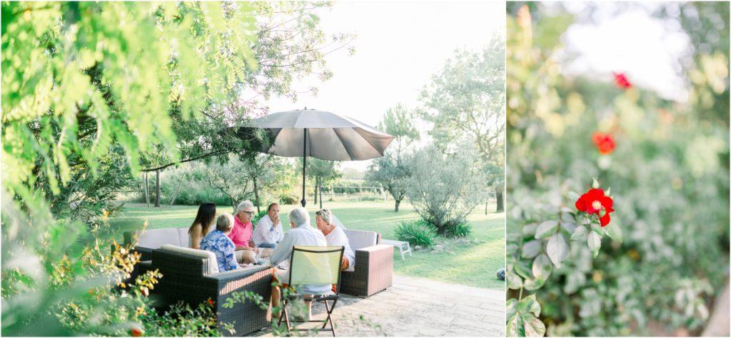 reportage photo lors d'un anniversaire à Aix-en-Provence