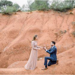 seance photo demande en mariage Aix en Provence